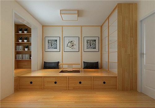 日式简约风格装修有什么特点 日式风格装修材料有哪些图片