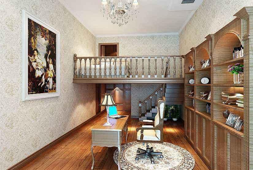 复式楼装修效果图 超具人气的复式楼设计图片