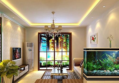 客厅鱼缸摆放风水 客厅鱼缸摆放讲究