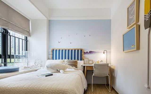 五个7平方儿童房装修技巧 小户型的儿童房这样装修最美!