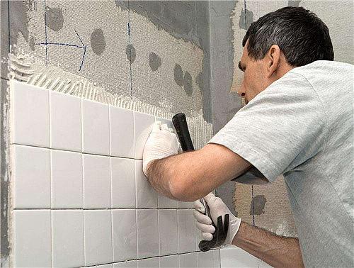 贴墙砖的施工步骤是什么 墙砖7大铺贴要点全解析