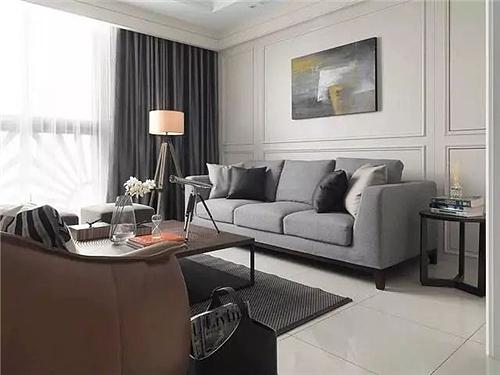 现代简约设计以灰色为主 彰显独特气质