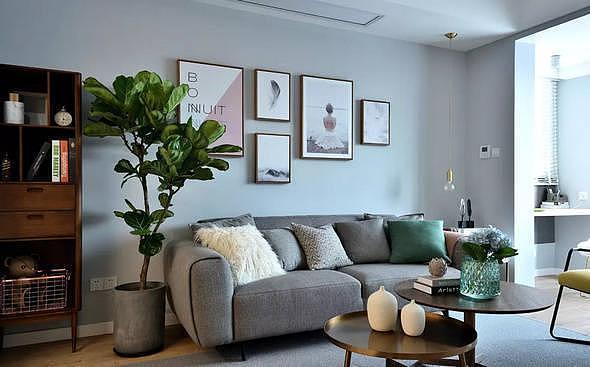梦想中的家 北欧风格家居案例欣赏