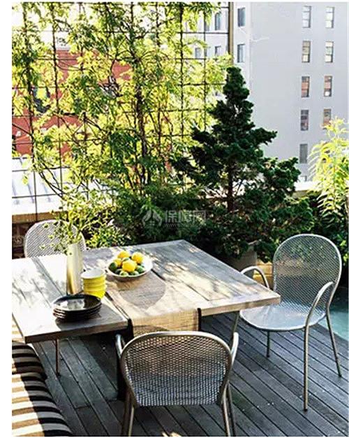 阳台装修效果图 大小户型都超爱的阳台