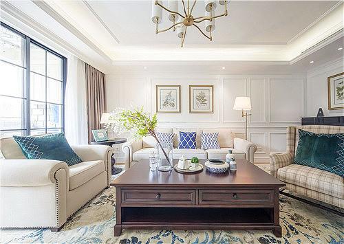 客厅墙面装饰效果图 超级好看的客厅墙面装饰