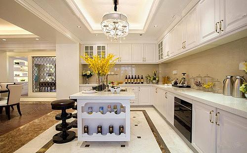 厨房装饰有哪些实用技巧 厨房如何装修比较好
