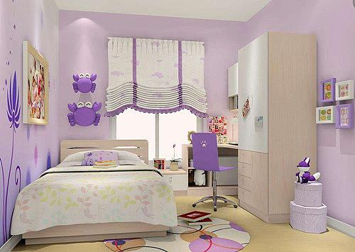 儿童房改造技巧介绍 给孩子一个舒适的小窝