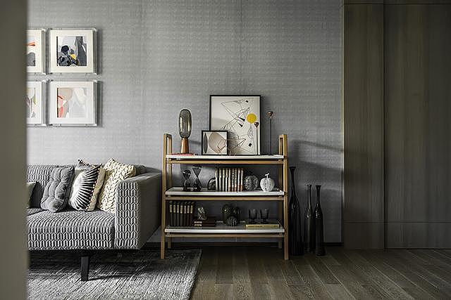 后现代风格的家居设计 让人倍感温暖