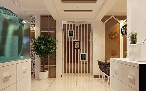 玄关是什么 客厅玄关摆放什么装饰招财