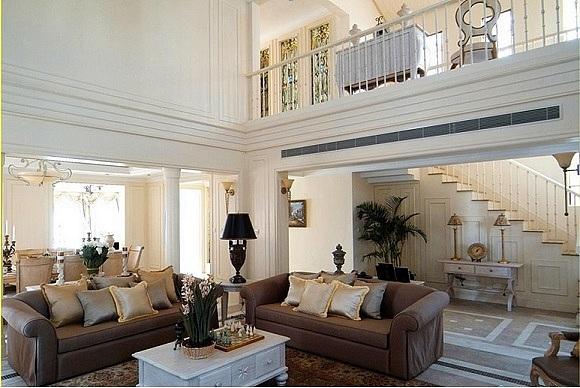 6米挑高别墅客厅装修注意事项