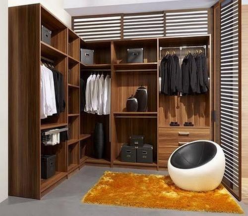如何进行小户型衣帽间设计 小户型衣帽间设计要点