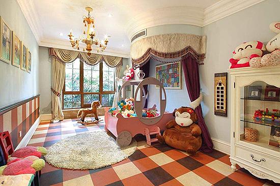 儿童房装修应该避免哪几个误区