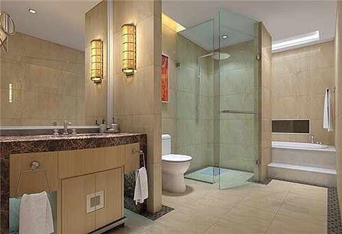 门对着卫生间的化解方法 家居风水有哪些摆设禁忌