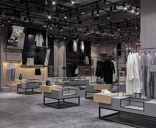 服装店铺装修设计要点 服装店装修类型有哪些
