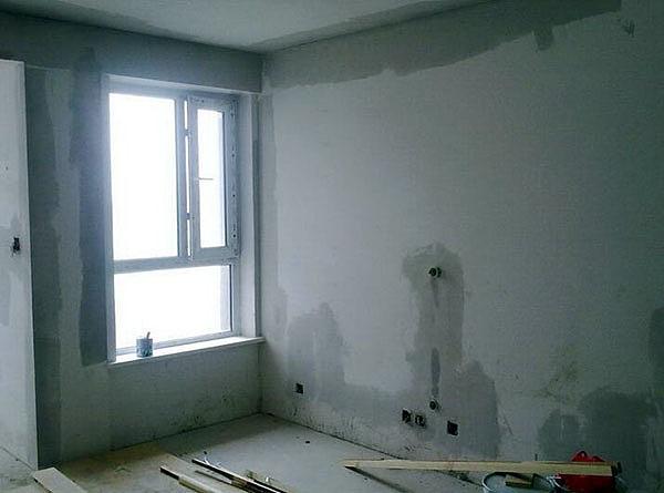墙面找平用什么材料
