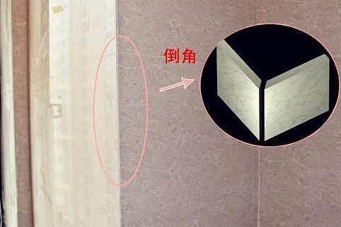 瓷砖怎么倒角 瓷砖倒角的作用