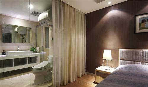 卧室带卫生间效果图 安排得明明白白 - 装修保障网