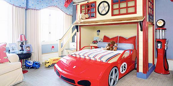 儿童房装修需要注意的7大风水