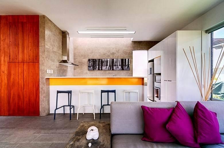 Seta豪宅:一个白色大盒子改造出来的居住空间