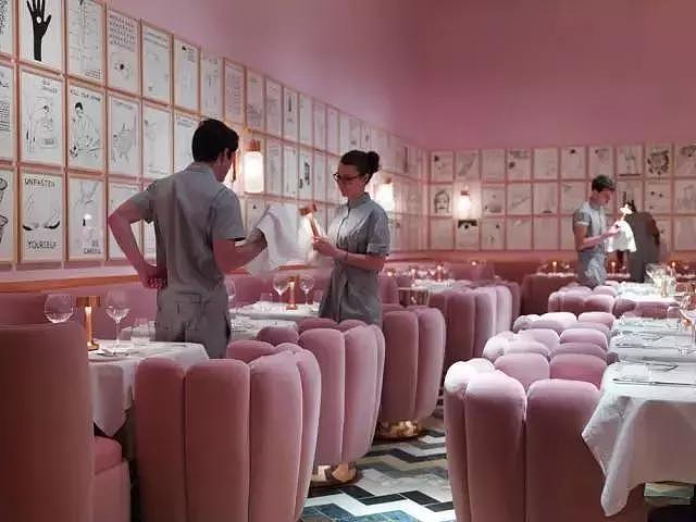 欧洲最美的15家餐厅,看看他们是怎么装修设计的