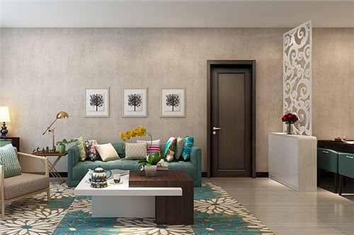 客厅门风水讲究有哪些 客厅通道安门3大好处