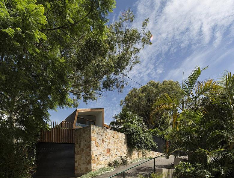 为一个年轻家庭设计的木舍轻奢别墅
