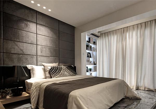 现代简约风格卧室特点 现代简约卧室要这么设计