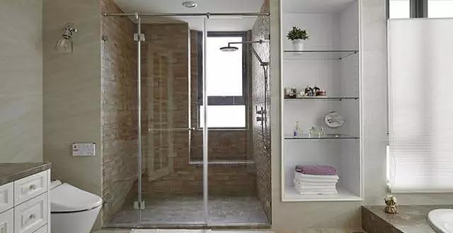 卫生间装挡水条的几种方案,干湿分离好处多