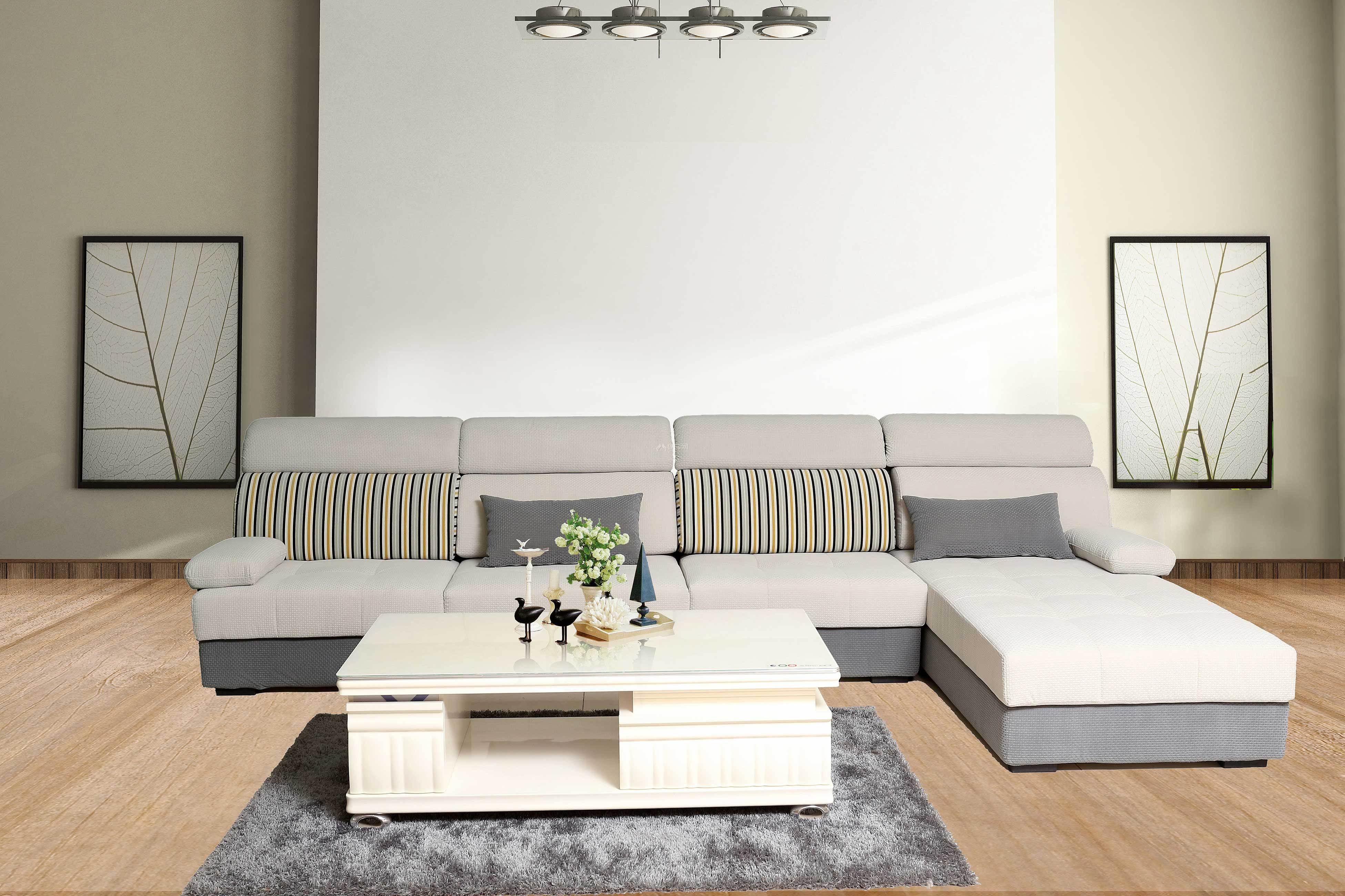 布艺沙发如何清洗 五招让你家的布艺沙发清洁如新
