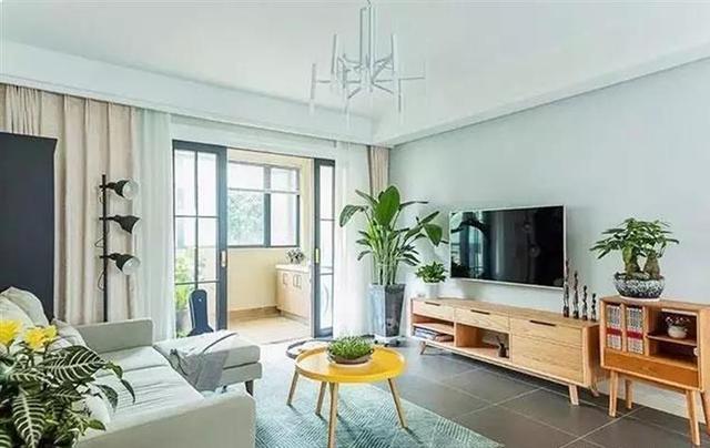 105㎡新房简约装修设计 打造夫妻幸福家居