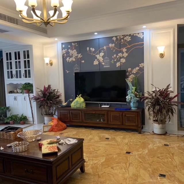 表姐家美式新房装修 打造充满中国风元素家装