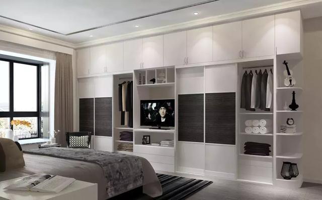 20款定制衣柜效果图 衣柜就该这么设计
