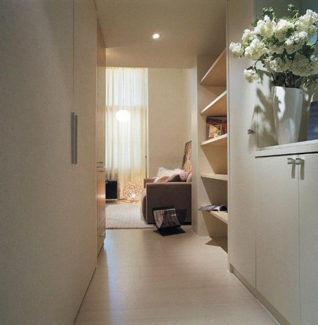 46㎡小公寓装修设计 业主温暖舒适的家居生活