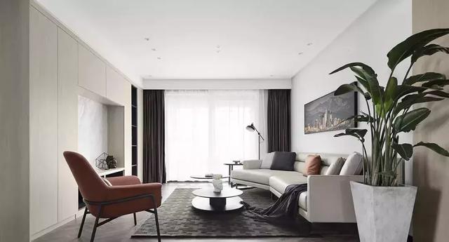 不同色调的皮沙发设计方案 来瞧瞧有没有你喜欢的