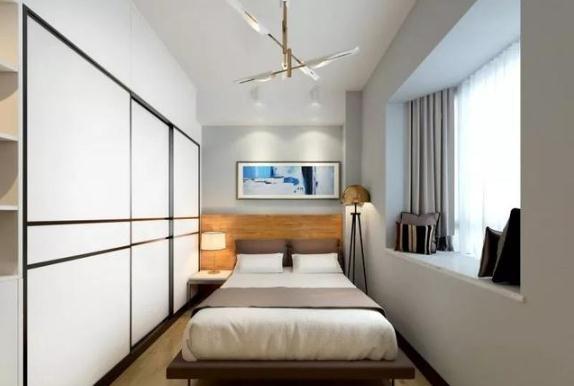 卧室的床和衣柜怎么搭配 六组颜色搭配案例