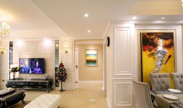 新房欧式风格装修设计 营造典雅高贵的家居生活