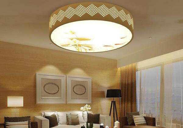 客厅装吸顶灯还是吊灯 客厅不装吸顶灯好看吗