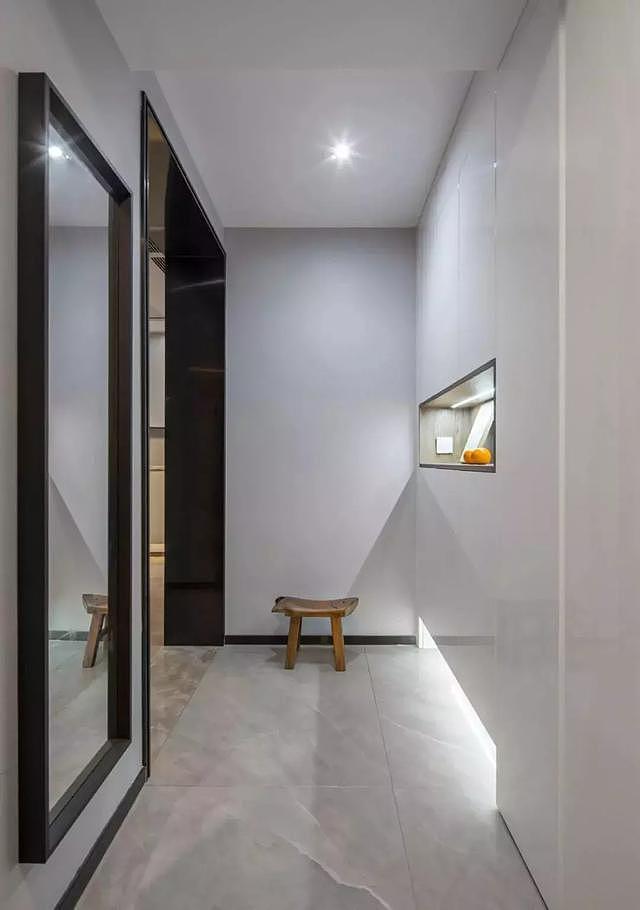 134㎡四居室简约风装修 打造一个优雅大方的家