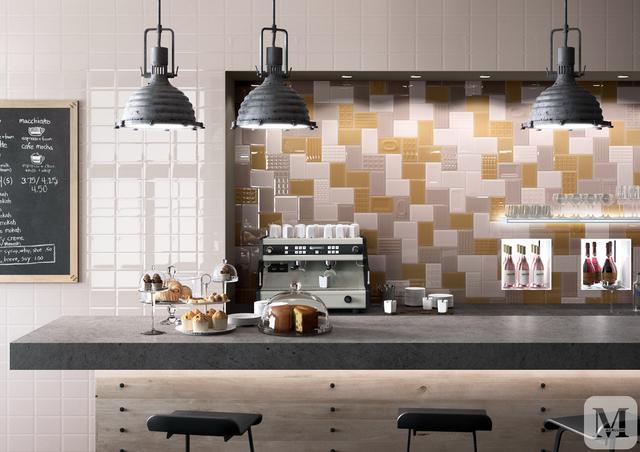 这几款瓷砖上墙效果图 分分钟碾压壁纸