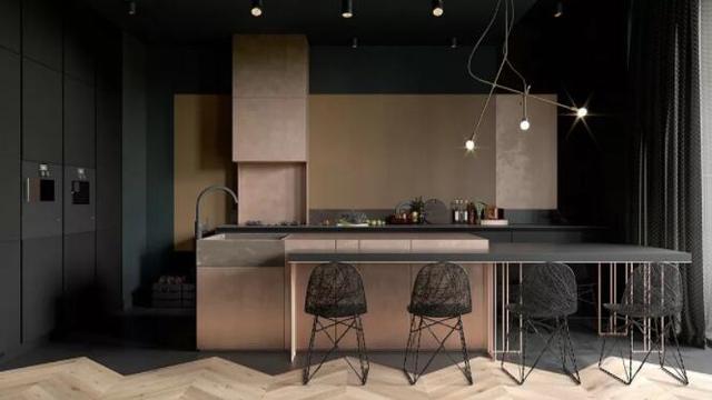 厨房设计只有两个方向!要么没有烟火气,要么全是烟火气