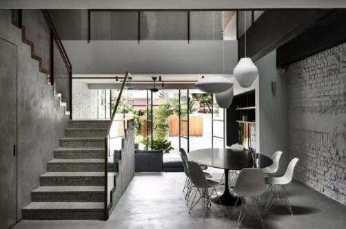家里设计落地窗,成品居然堪比豪宅,在家欣赏美景