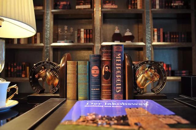 """好看的书房设计 如果我家也像这样我一定愿意""""好好学习"""""""