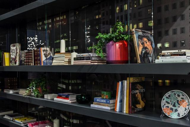 时尚的装饰性置物架 给家居空间增加更多视觉吸引力