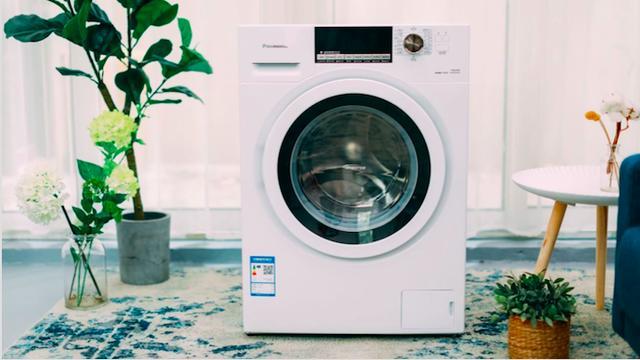 松下洗衣机xqg100评测 高颜值网红ins风&满足全部洗衣需求