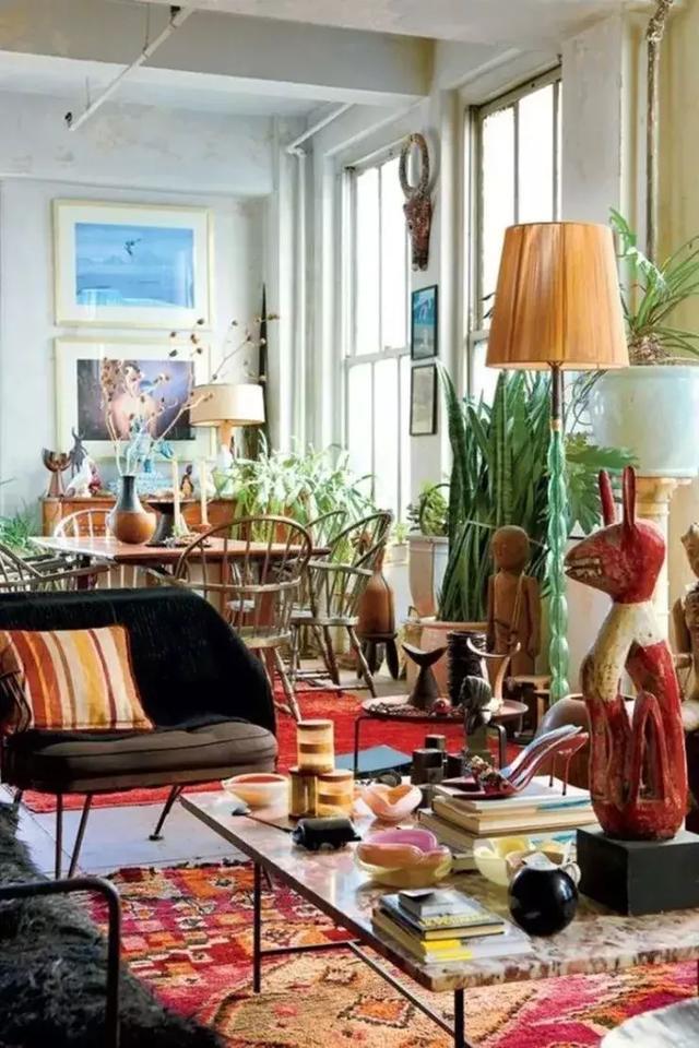 家中装饰品堆积过多