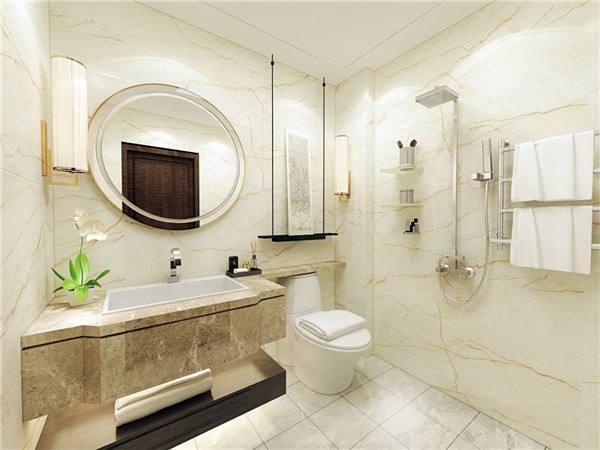 衛生間空間小,不能做干濕分離?看完這篇你就會了