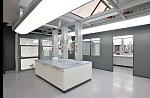 化验室装修设计要求:精密仪器实验室、化学分析实验室、辅助室