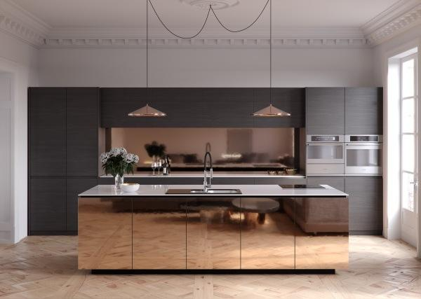 25款好看實用的開放式廚房設計 能擁有一個就超滿足