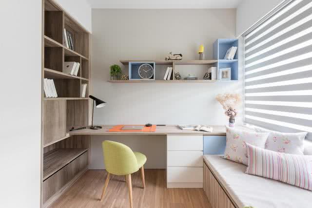 小户型家中收纳总是不够用,墙上这一点空间你忽略了吧?