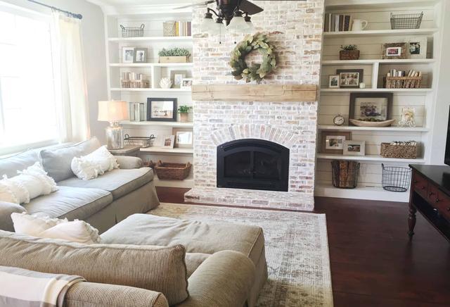 舒适的壁炉创意 将假期氛围带入你的生活空间